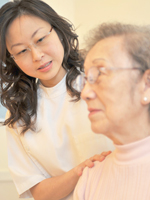 Dr. Ng treats common conditions experienced by seniors